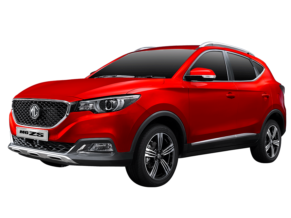 MG ZS Crossover SUV Crossover and Above