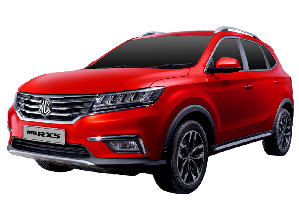 MG RX5 SUV Your Comfort-size SUV
